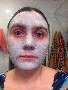 я в маске