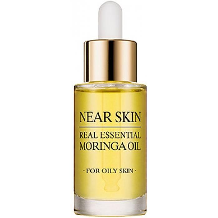 масло near skin