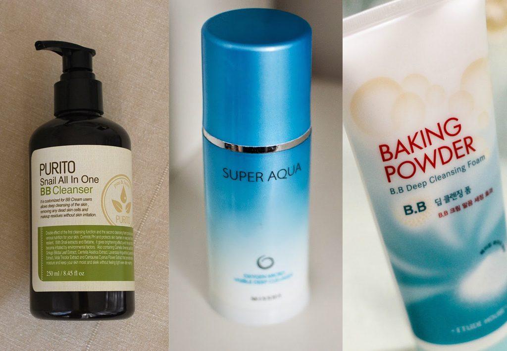средств 2 в 1 для снятия bb-крема и косметики