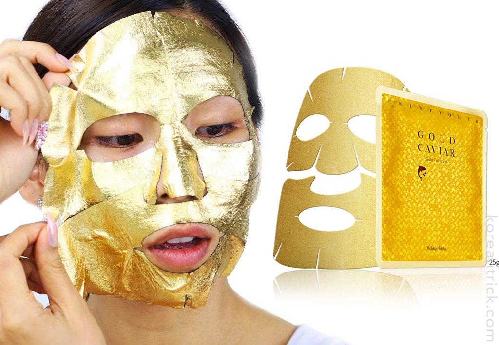 состав черной маски