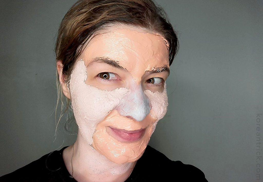 маски на лице