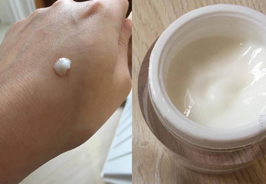 консистенция крема