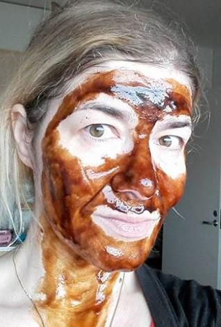 пилинг на лице