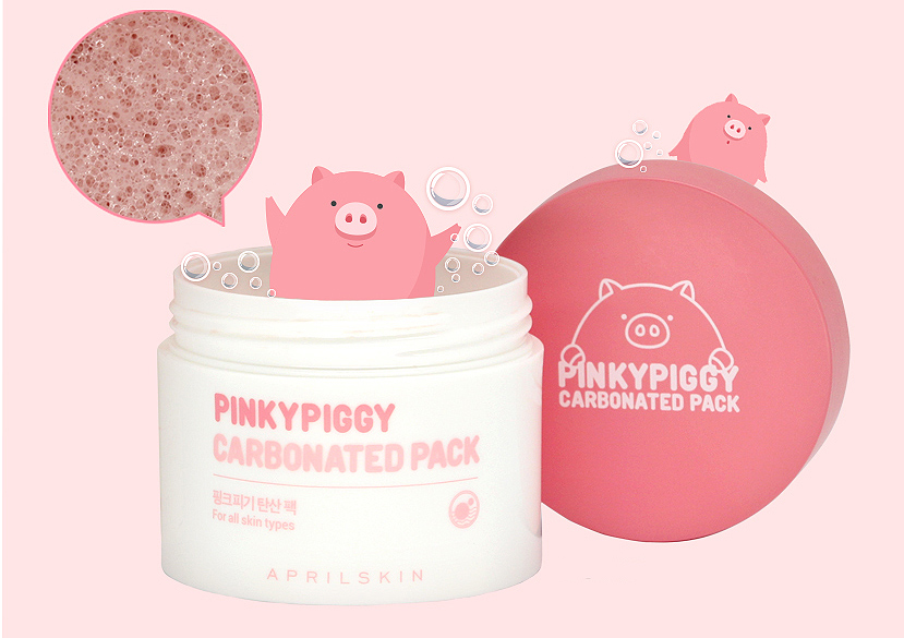 Pinky Piggy Carbonated