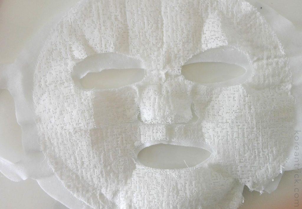 использованная маска
