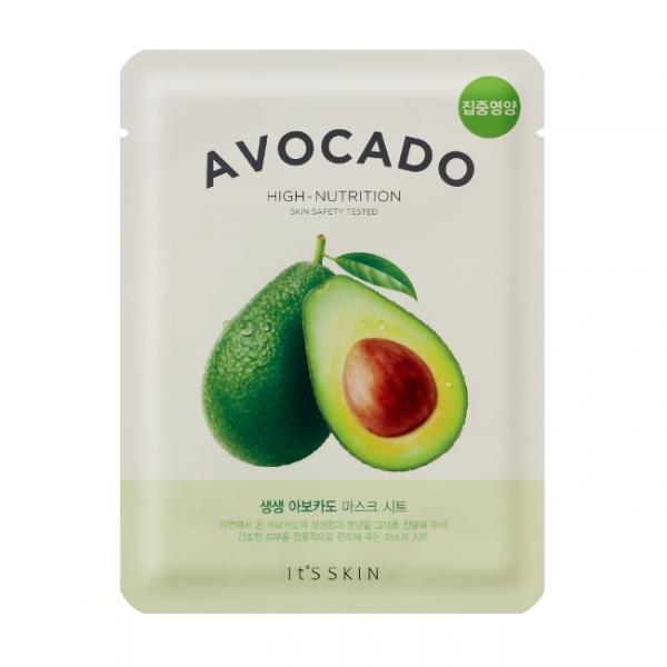 с авокадо