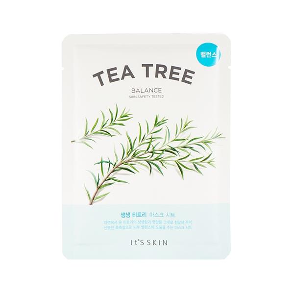 маска с чайным деревом