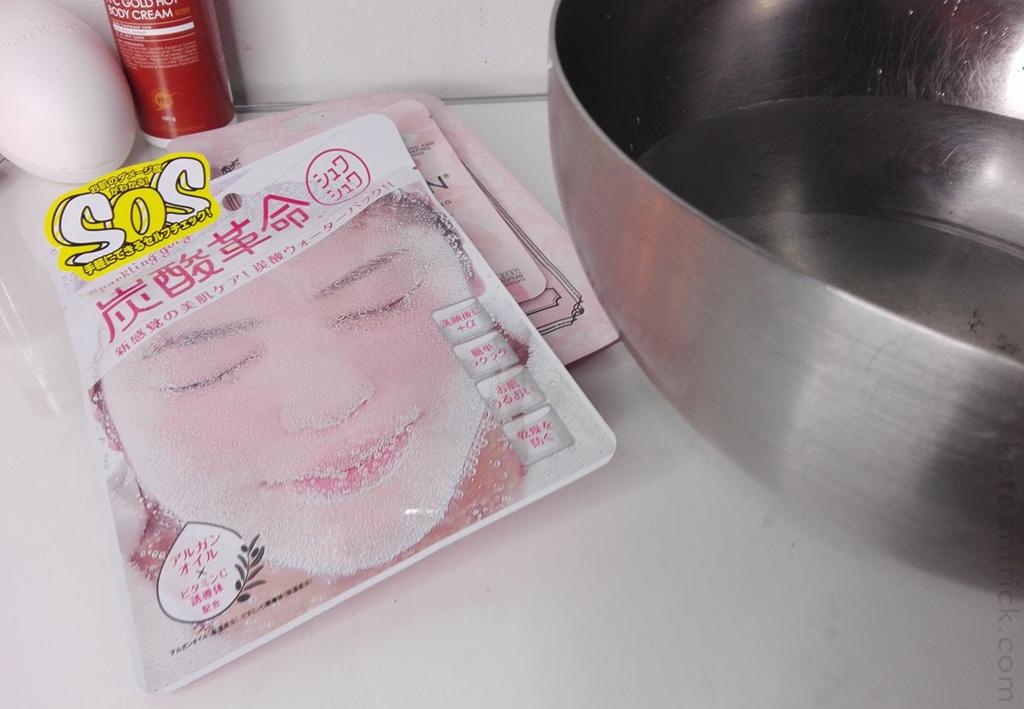 Японская маска-джакузи отзыв