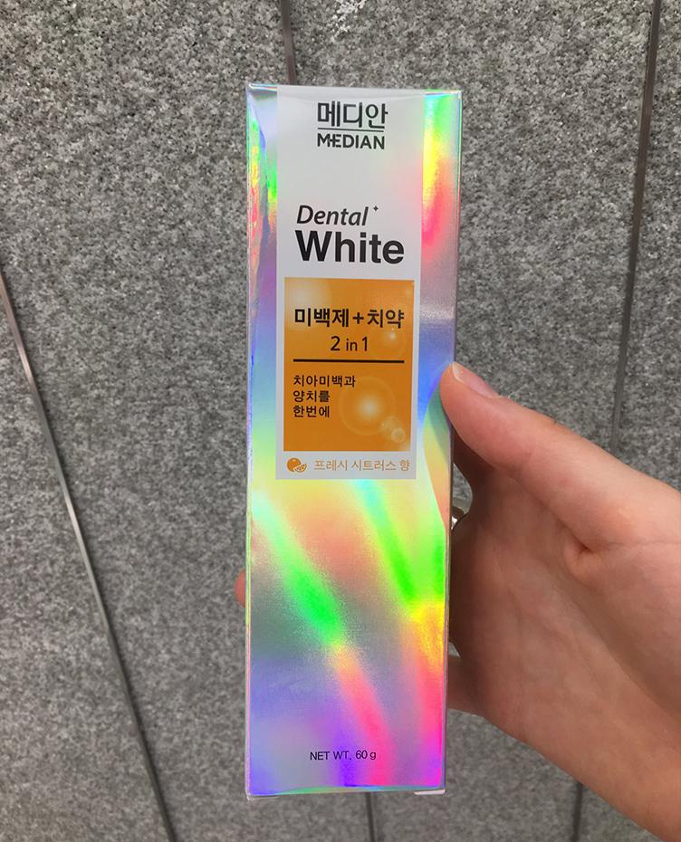 Median Dental White