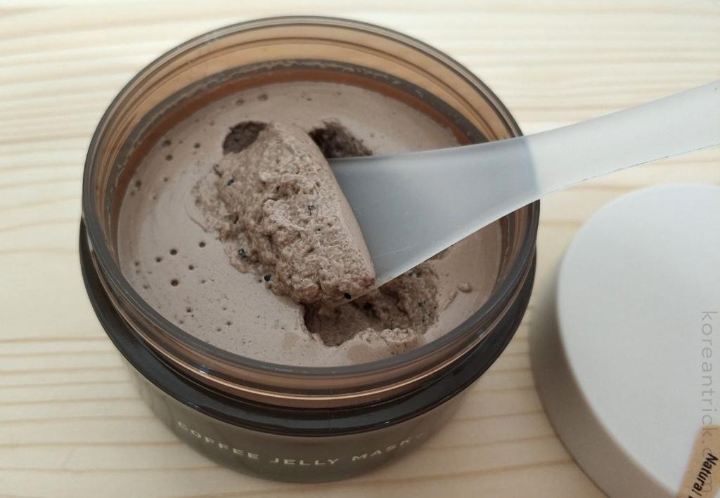 Кофейная маска Innisfree Coffee Jelly Mask отзыв