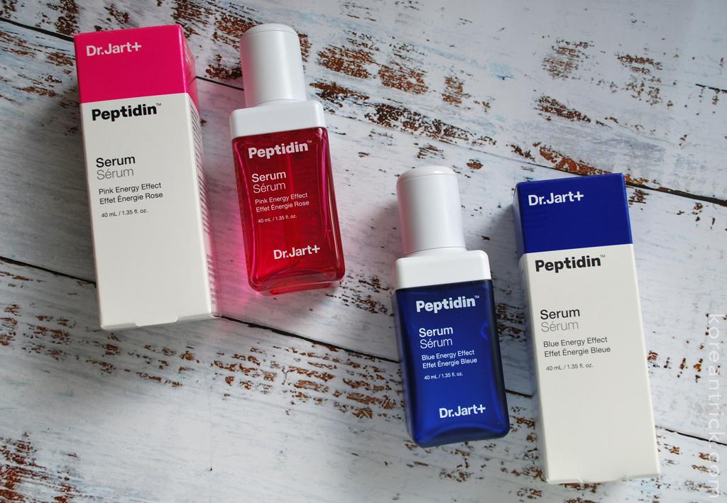 Пептидные сыворотки  Dr. Jart+ Peptidin Serum отзыв