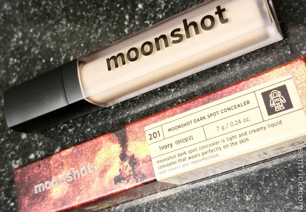 Moonshot concealer отзыв