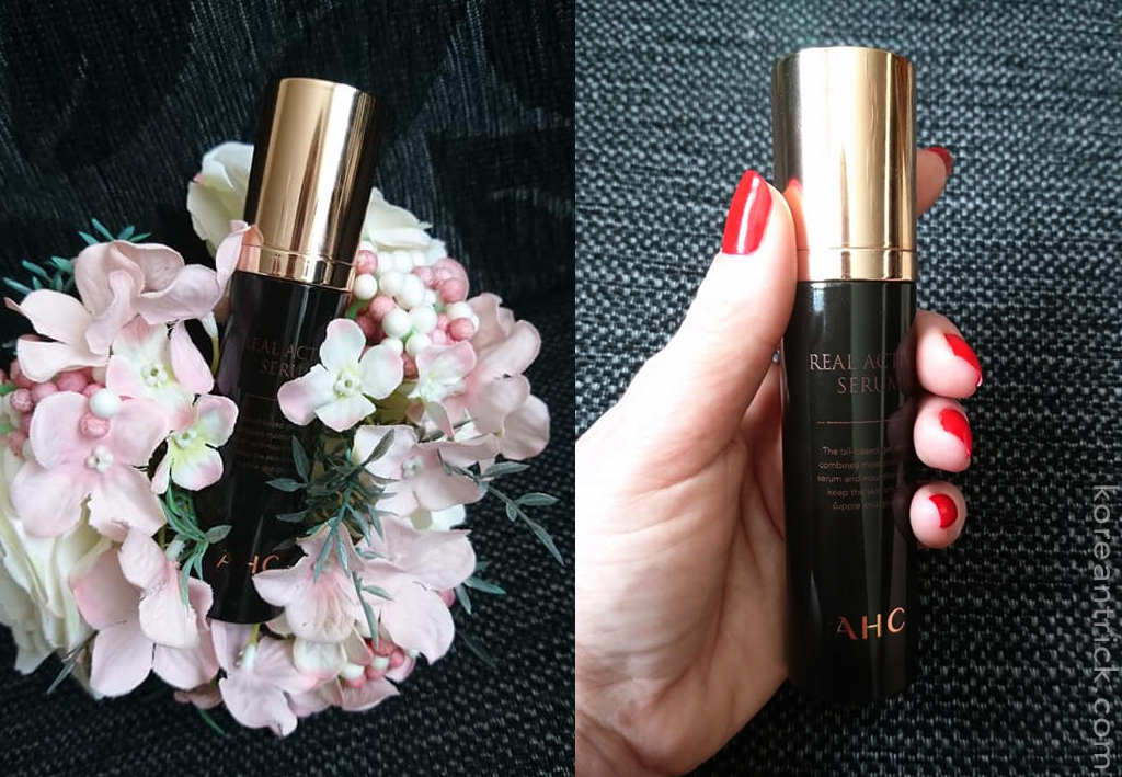 A.H.C Real Active Oil Gel Serum отзыв